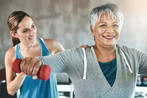 A Little Exercise Can Do a Lot for Arthritis Pain